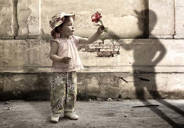 Shyness by Alin Petrus