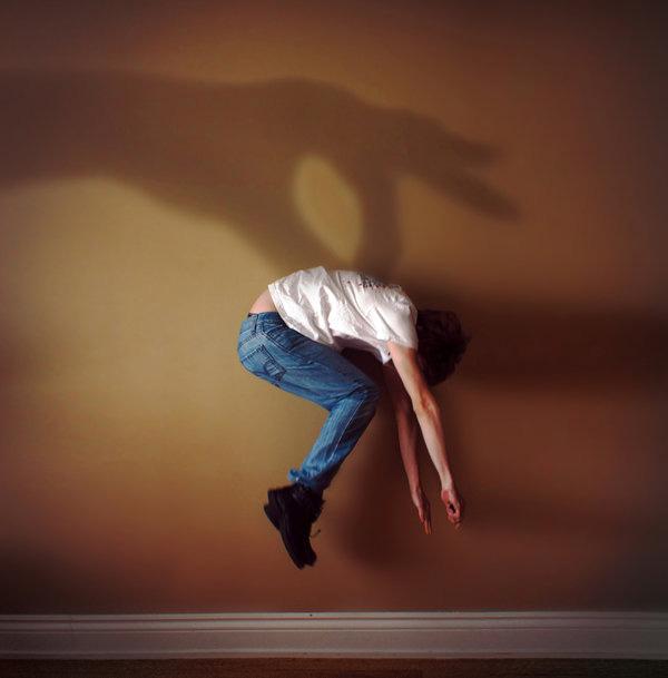 shadow conceptual photography