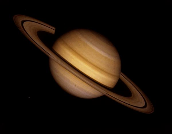 Universe Pictures - Facts & Figures: Saturn Facts ...