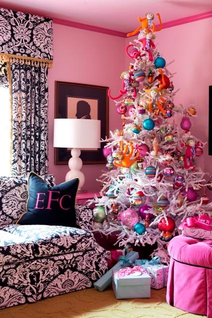 Tobi Fairley S Whimsical Christmas Tree
