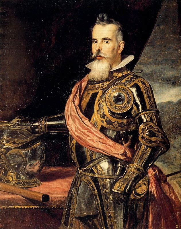 Juan Francisco de Pimentel, Conde de Benavente - Vel?zquez