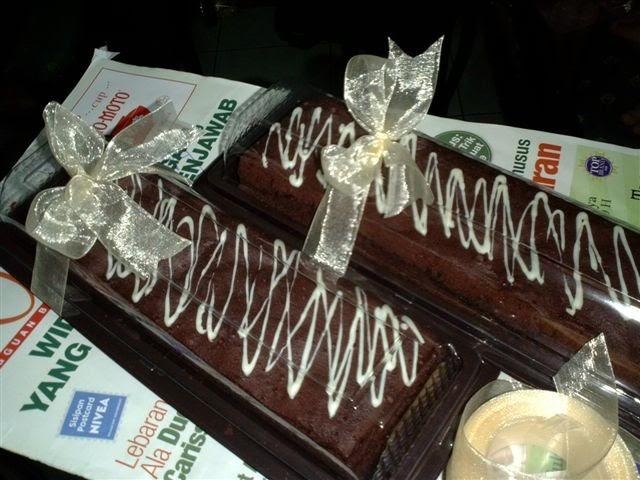 Resep Cake Kukus Pakai Santan: Resep Dapur Cakestation: Brownies Kukus Coklat