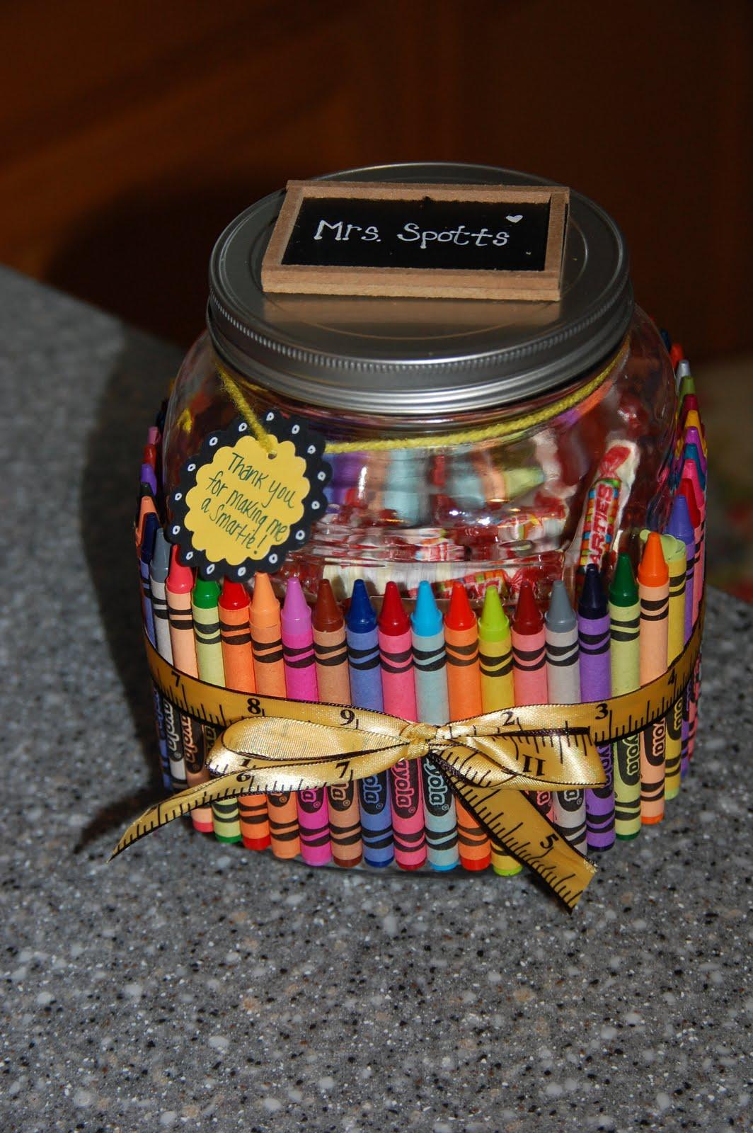 End of Year Teacher Gifts: Summer Book of Gift Cards |Preschool Teacher Gifts Books