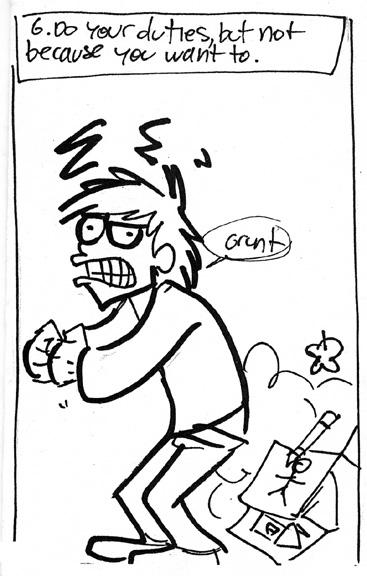 Ink & Snow: Minicomics!