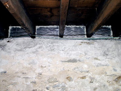 Dover Projects How To Insulate Basement Rim Joists