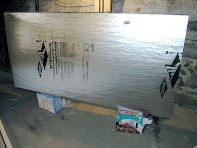 Dover Projects: How to Insulate Basement Rim Joists