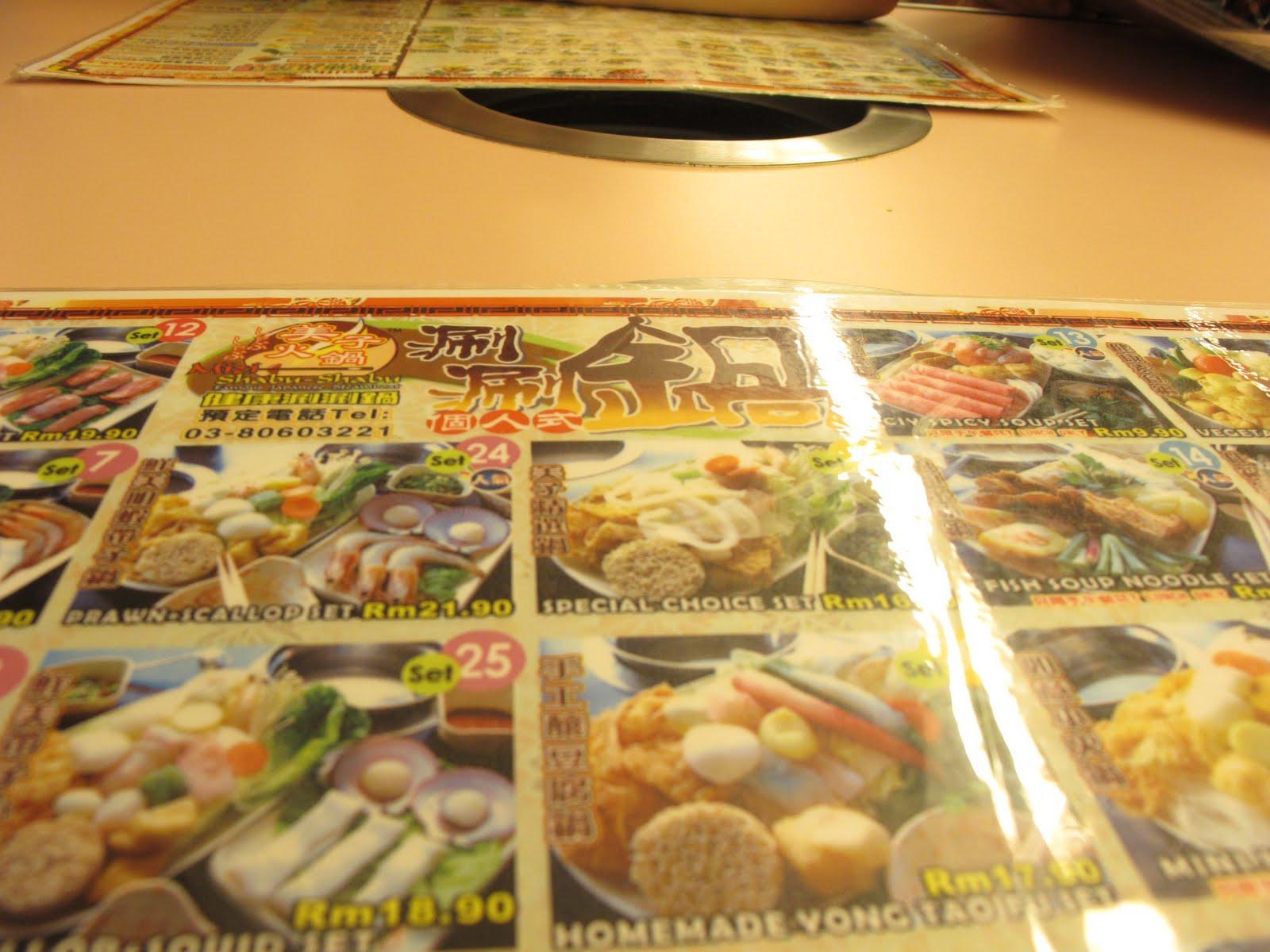 Bandar Puteri Puchong Food Court
