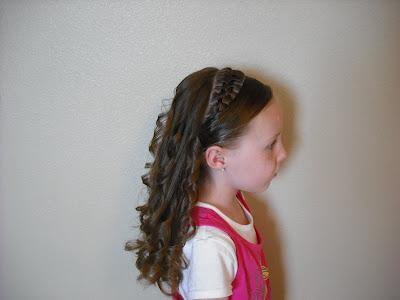 Phenomenal Barbie Doll Princess Hairstyle Hairstyles For Girls Princess Short Hairstyles For Black Women Fulllsitofus