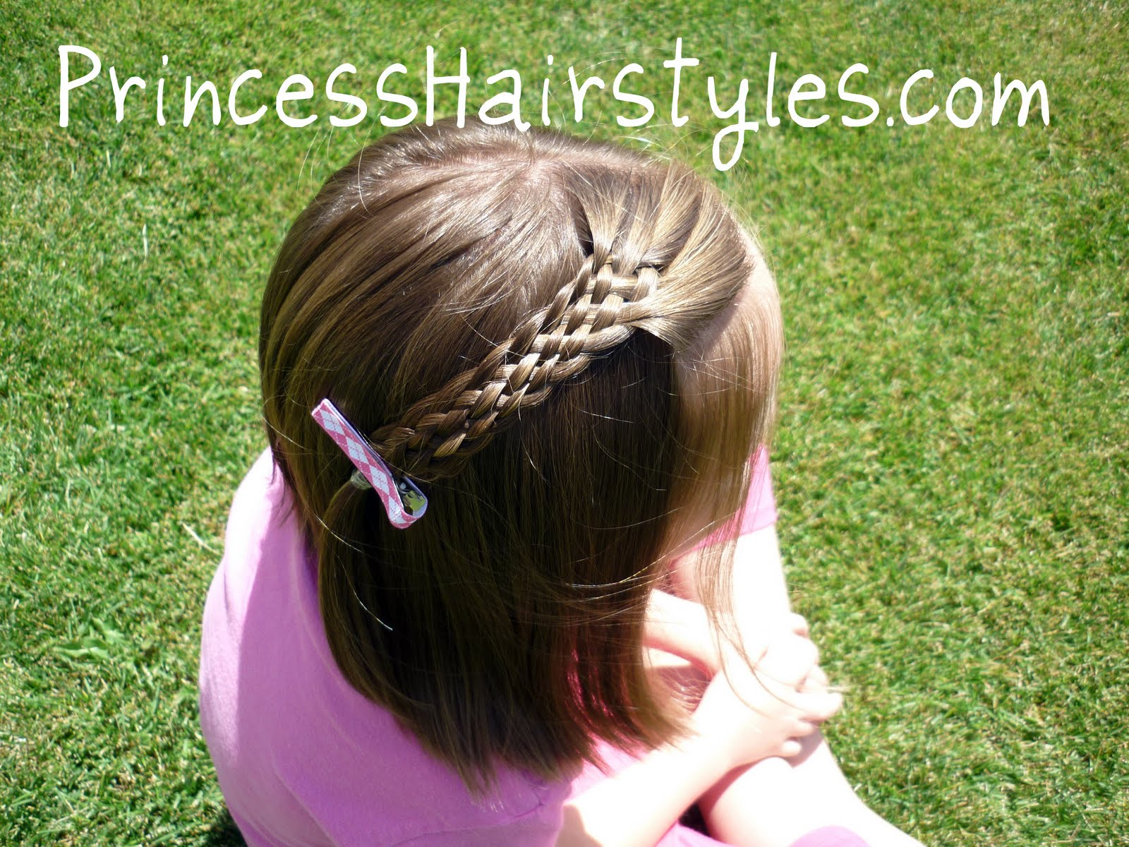 7 Strand Braid Video! | Hairstyles For Girls - Princess Hairstyles