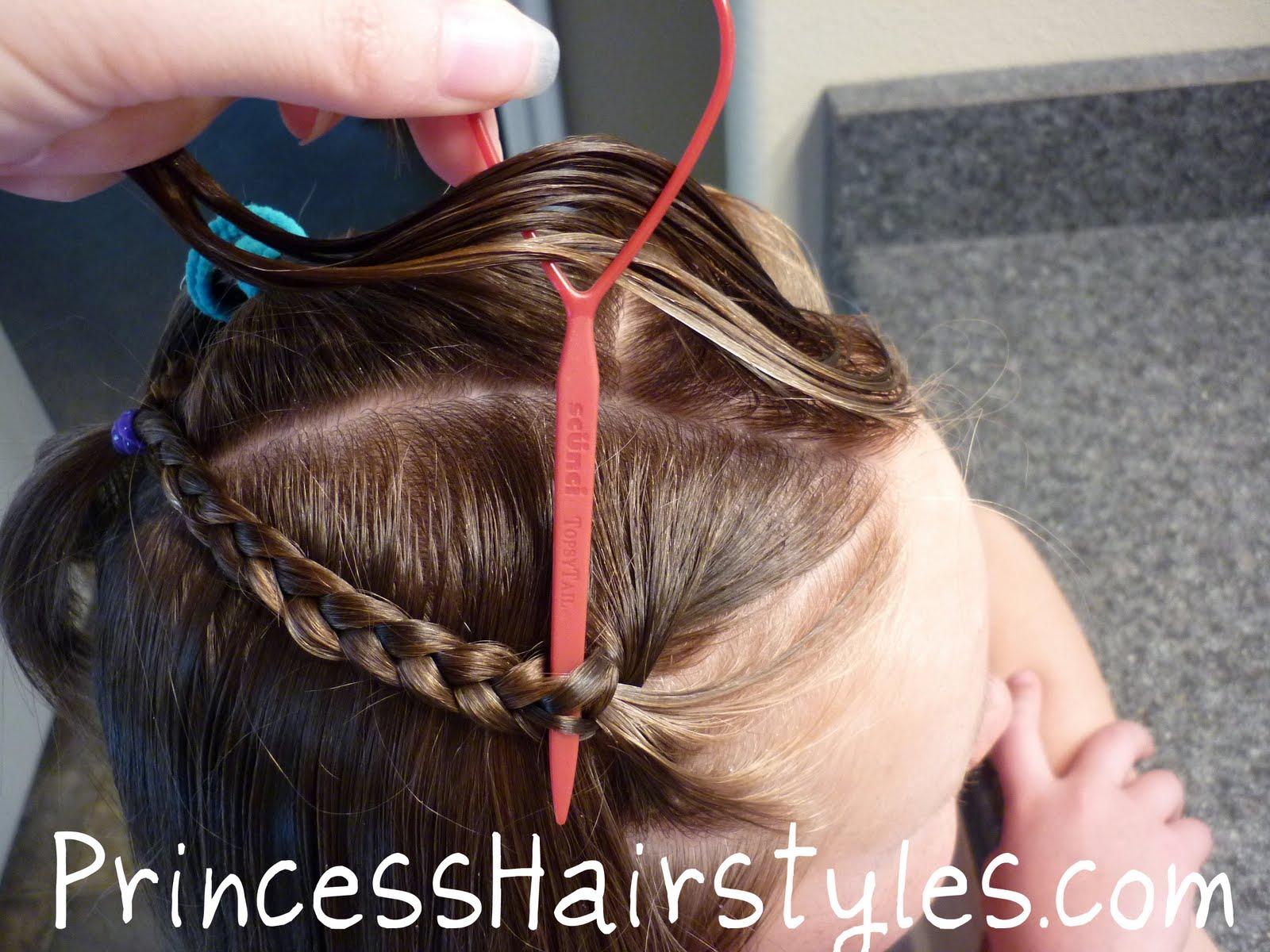 Hair Braids Styles Cost: No French Braid Waterfall Braid!