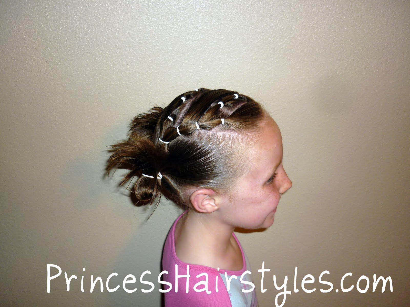 Incredible Chutes And Ladders Hairdo Hairstyles For Girls Princess Hairstyles Short Hairstyles For Black Women Fulllsitofus