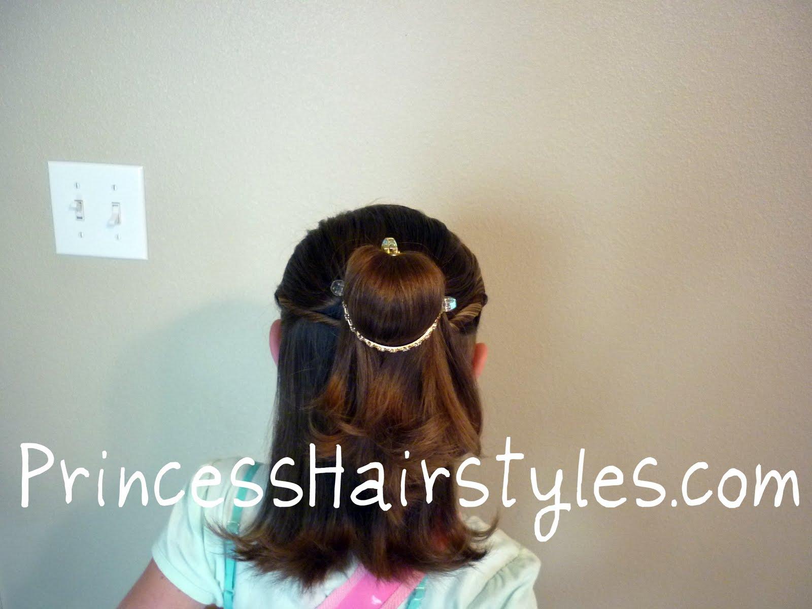 Surprising Belle Hairstyle For Short Hair Hairstyles For Girls Princess Short Hairstyles For Black Women Fulllsitofus
