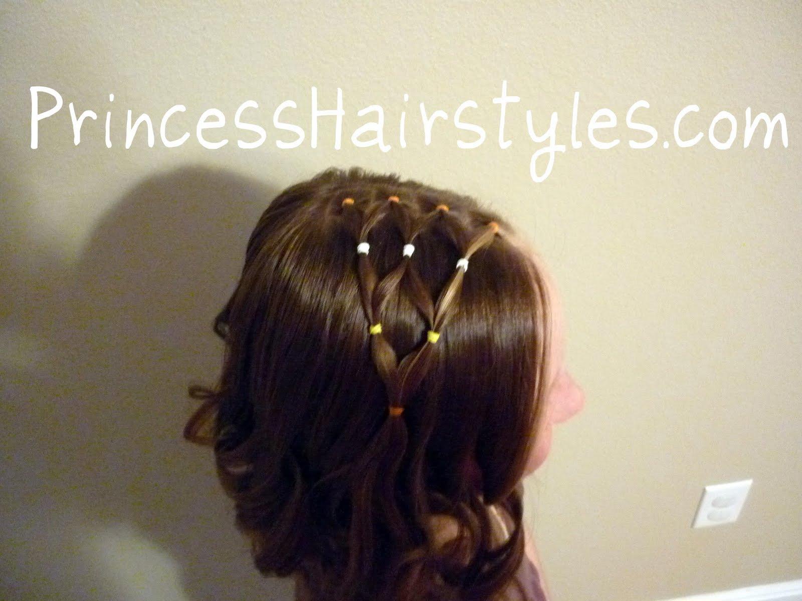Pleasing Halloween Hairstyles Hairstyles For Girls Princess Hairstyles Short Hairstyles Gunalazisus
