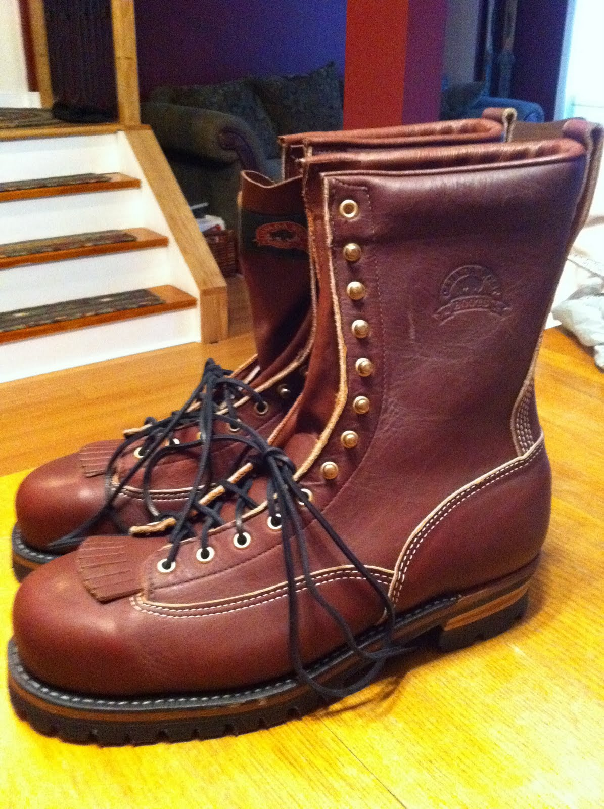 Red Wing Work Boots Canada Boot Ri