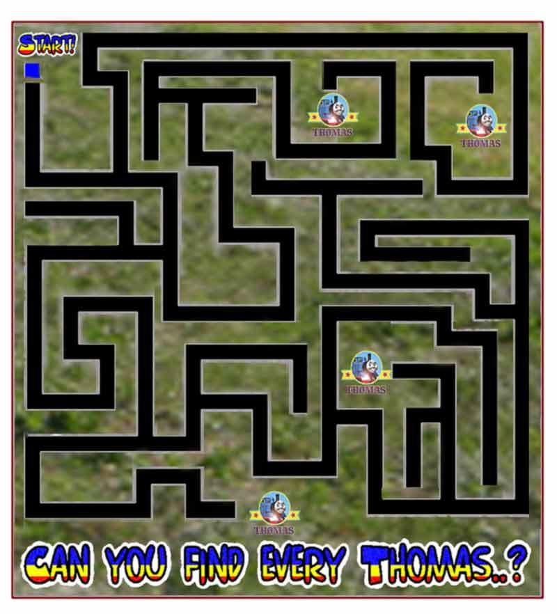 Maze Tank Game