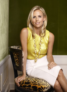 Designer Tory Burch talks about her job and style
