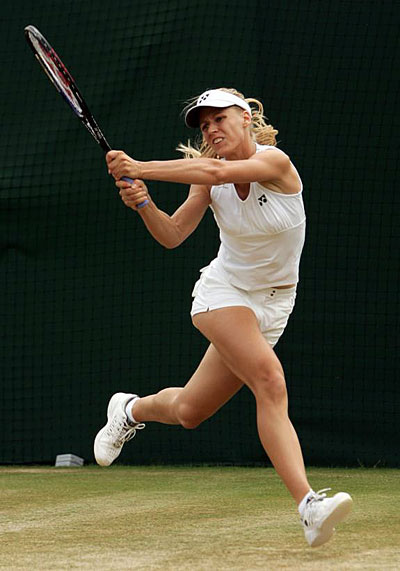 Fantastic Beautiful Calf Tennis Women Players Calves Legs -4528