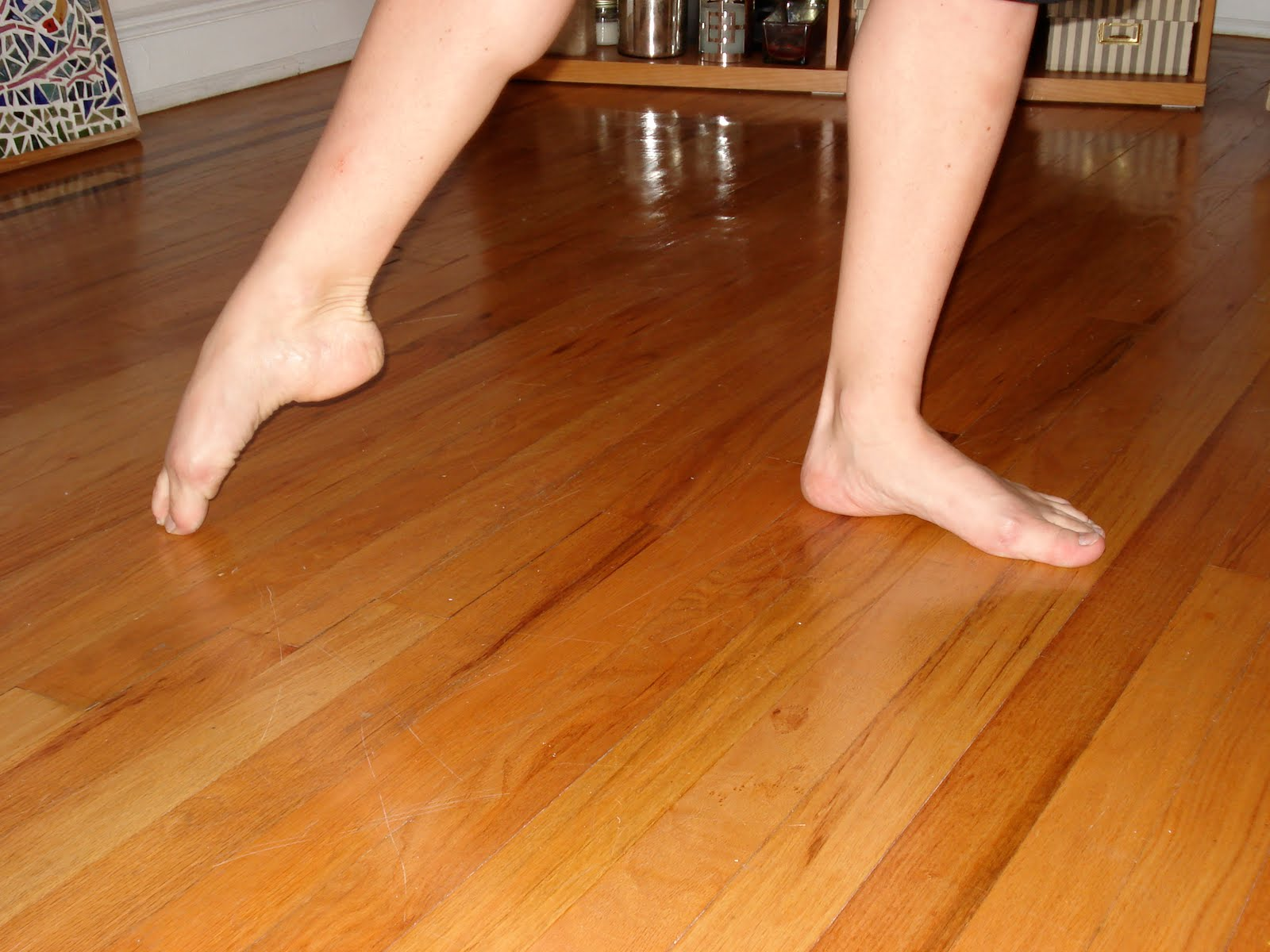 Her Calves Muscle Legs Only Legs And Calves  1 -7199