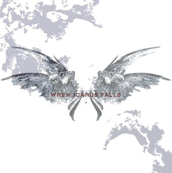 When Icarus Falls – Over The Frozen Seas [ep] – (2009)
