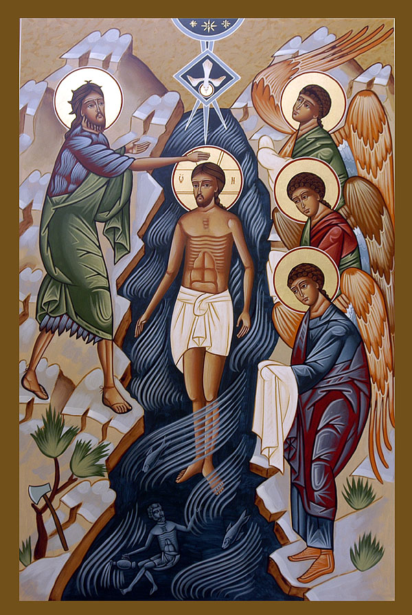 Homily upon the Baptism of our Lord