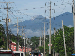 Mt Apo in Davao City