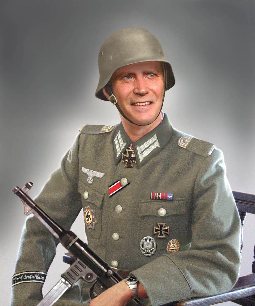 World War I German Uniform 8