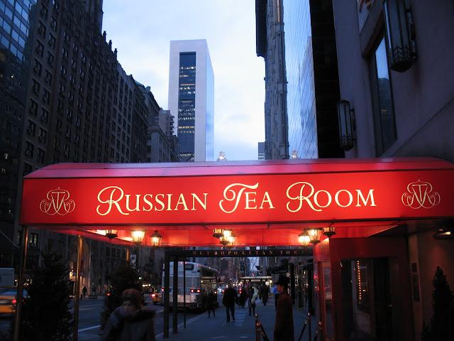 Mille Fiori Favoriti The Russian Tea Room Nyc