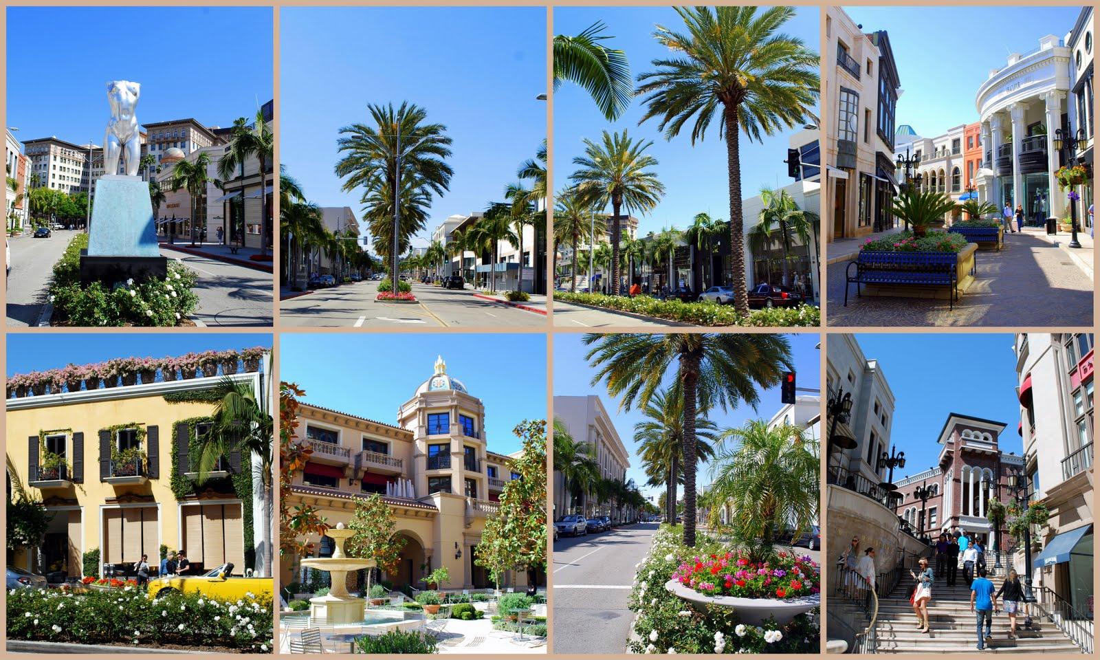 Mille Fiori Favoriti Rodeo Drive Beverly Hills Ca And