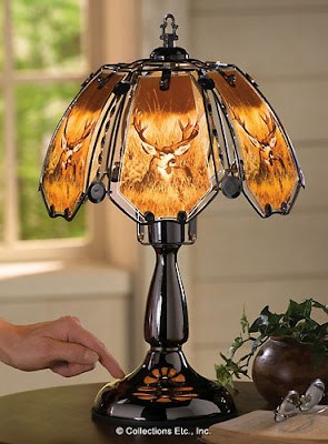 Table Touch Lamps combines Technology and Style ...