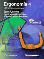 Libro, Ergonomía 4, Trabajo en Oficinas,Pedro Mondelo, Descarga gratis. enfoque ocupacional