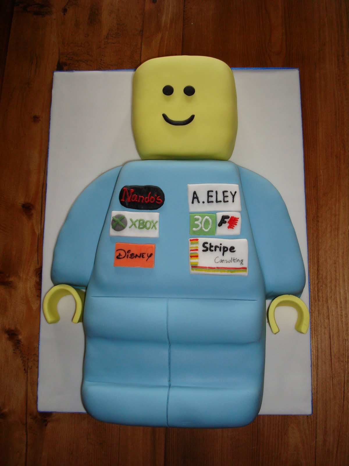 lego man birthday - photo #38