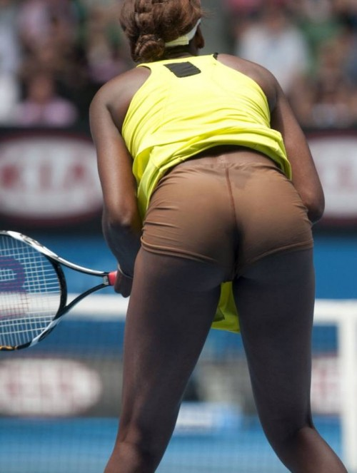Venus Williams Butt 35