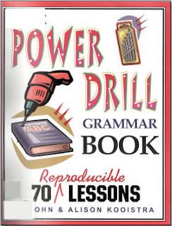 Power Drill Grammar Book