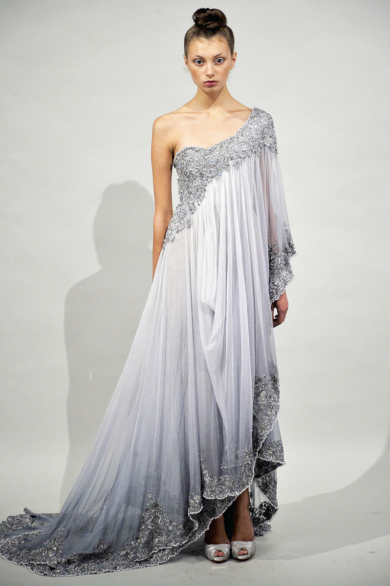 Spry On The Wall: My Five - Marchesa Spring 2011