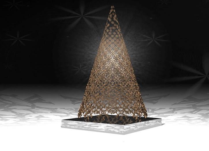 paris atelier les sapins de no l des cr ateurs christmas. Black Bedroom Furniture Sets. Home Design Ideas