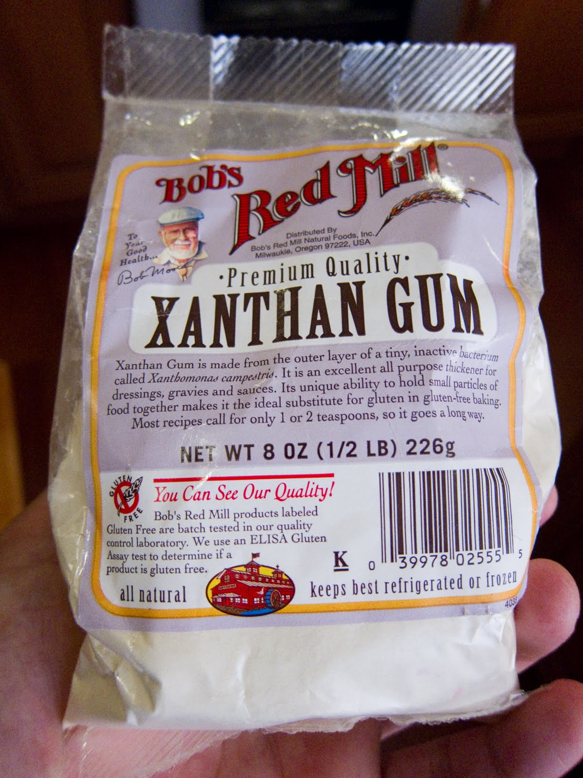 Xanthan Gum Recipes The Condiment B...