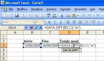 new style a8cdc d6c9b Come Calcolare I Giorni Tra Le Date In Fogli Google ...