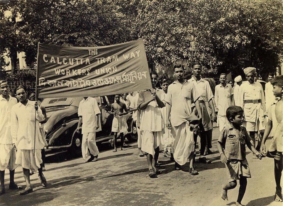 Calcutta Tramway Workers' Union