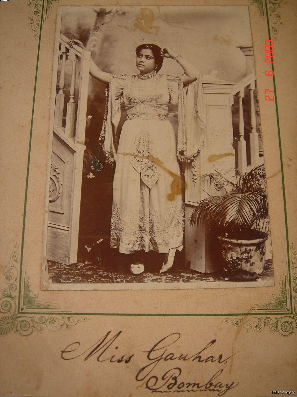 Miss Gauhar Bombay (Mumbai)