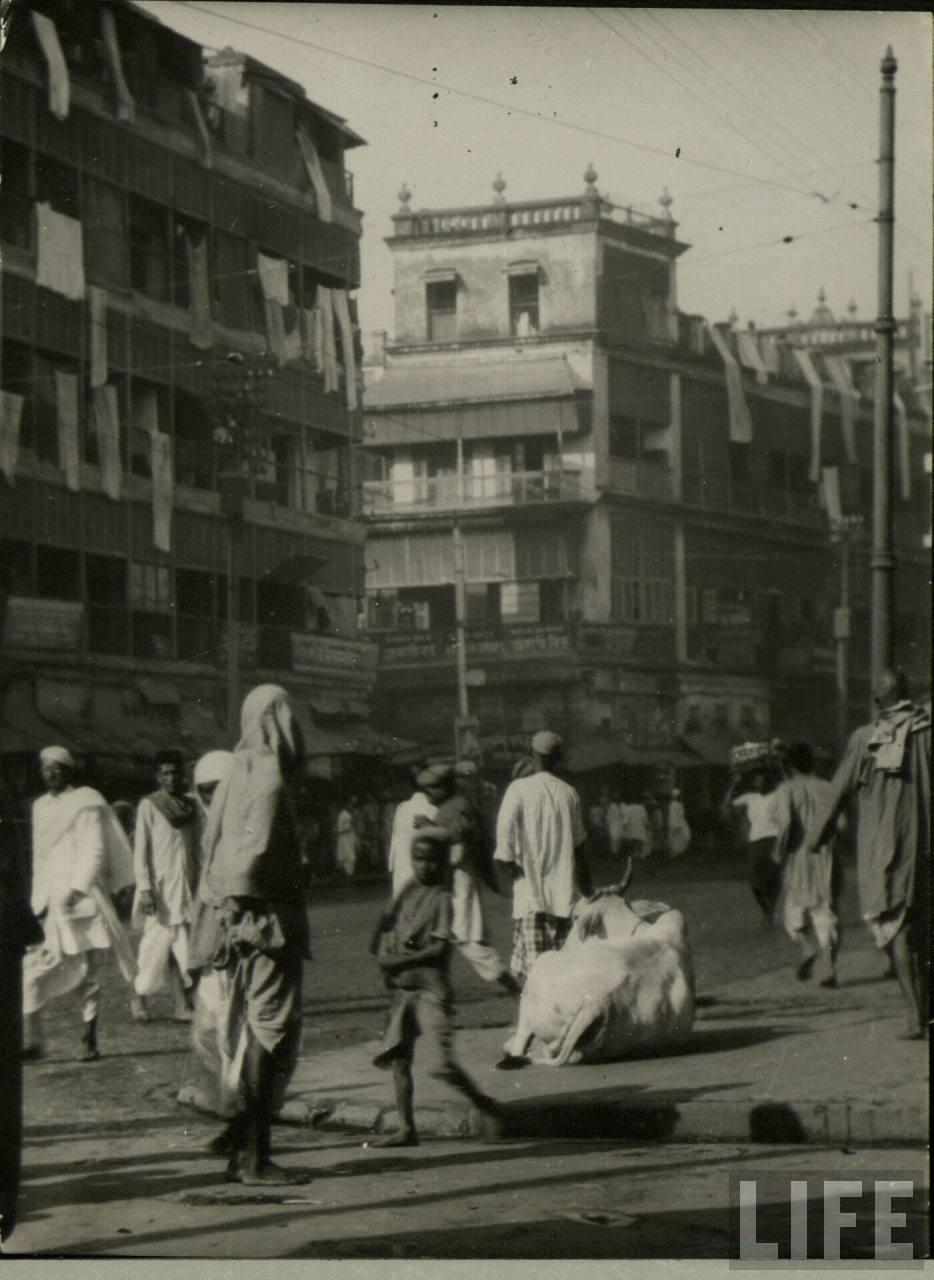 Calcutta (Kolkata) Street Activities