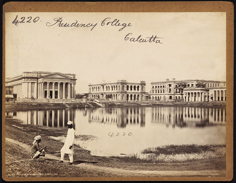 Presidency College Calcutta ( Kolkata ) - Mid 19th Century