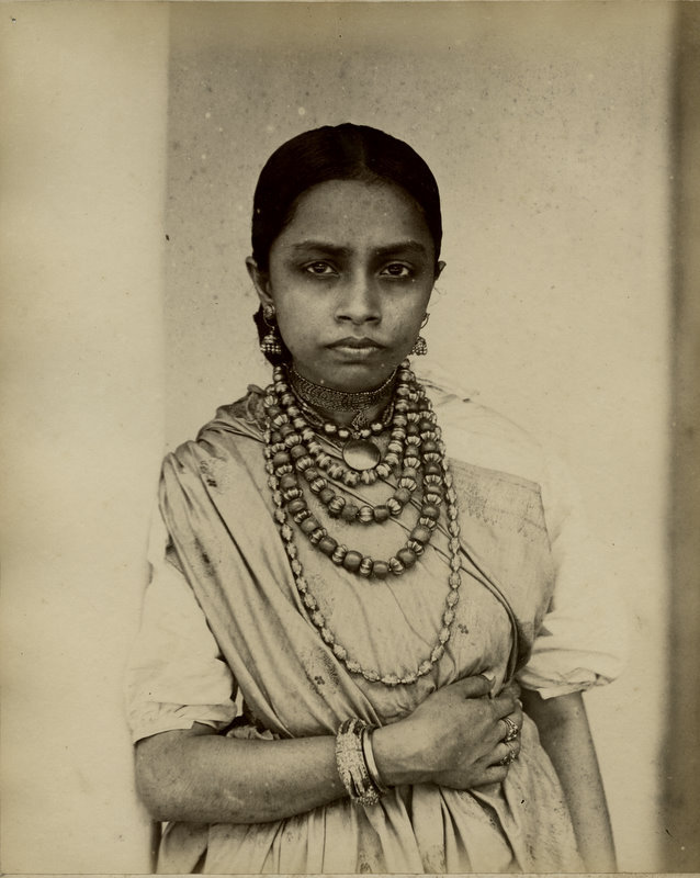 Potrait of a Young Woman - 1880's