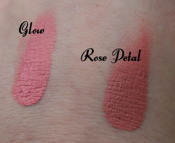 London Beauty Review Review Nyx Rouge Cream Blush