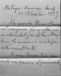 Jorge Guillén y Elena Martín Vivaladi: Correspondencia, Jizo Ediciones