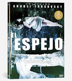 El espejo o el Daimon de Arseni y Andrei Tarkoski 1, Francisco Acuyo