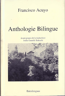 Anthologie Bilingue, Francisco Acuyo, Francés