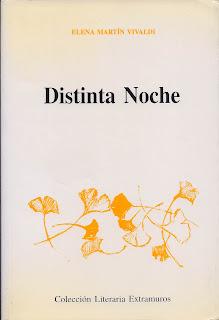 Elena Martín Vivaldi: Distinta noche 2, Francisco Acuyo
