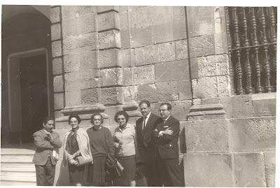 Trina Mercader, poeta invitada, Francisco Acuyo