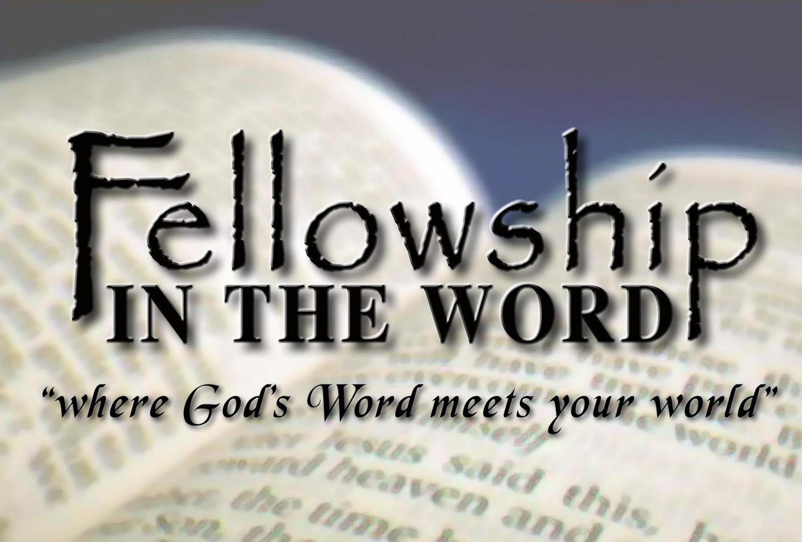 meet with fellow believers in christ
