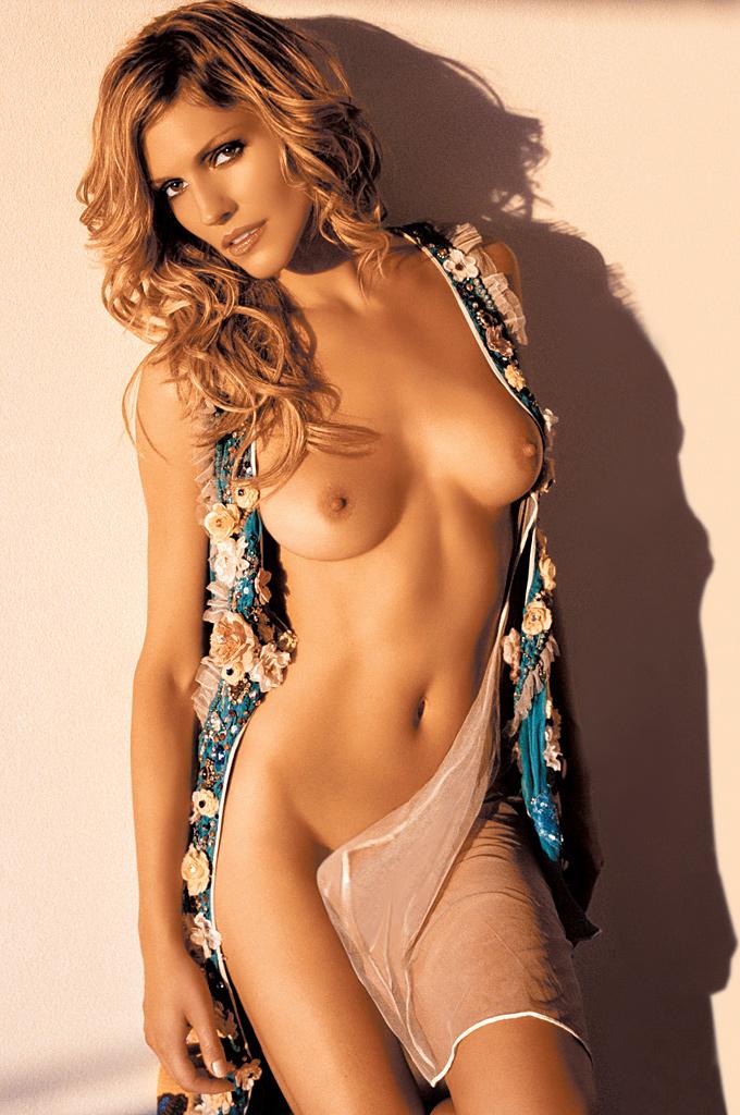 Tricia helfer naked playboy — photo 5
